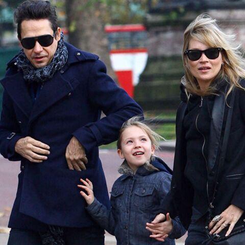 Kate Moss n'est pas un modèle pour sa fille