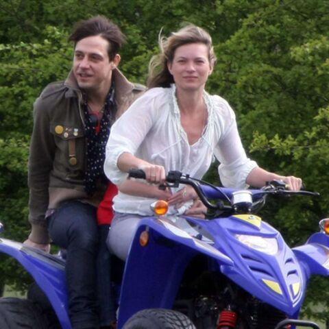 Kate Moss: La mariée sera en noir
