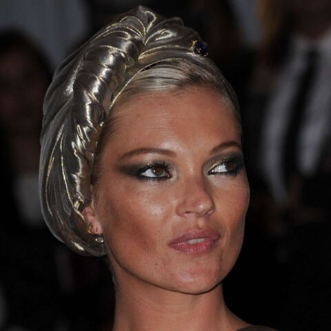 Kate Moss a choisi le bouddhisme
