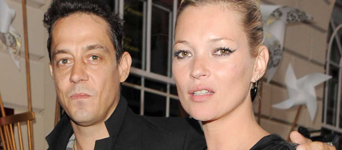 Kate Moss est fiancée!