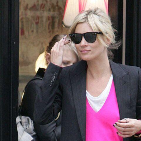 Kate Moss à nouveau maman?