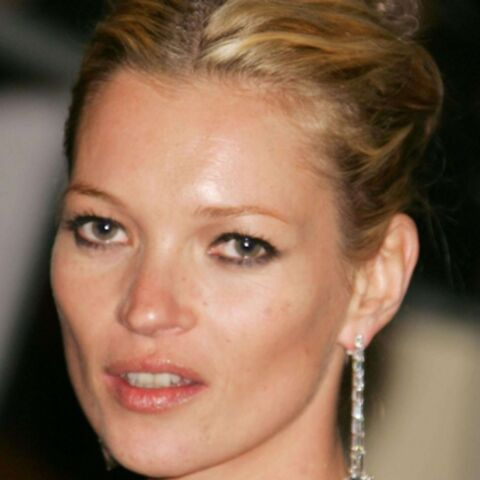 Kate Moss s'expose