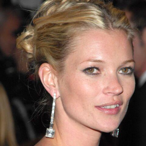 Kate Moss a la folie des grandeurs