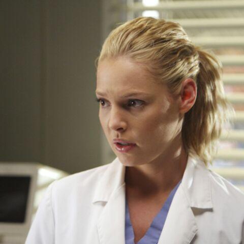 Grey's Anatomy: Katherine Heigl retourne sa blouse