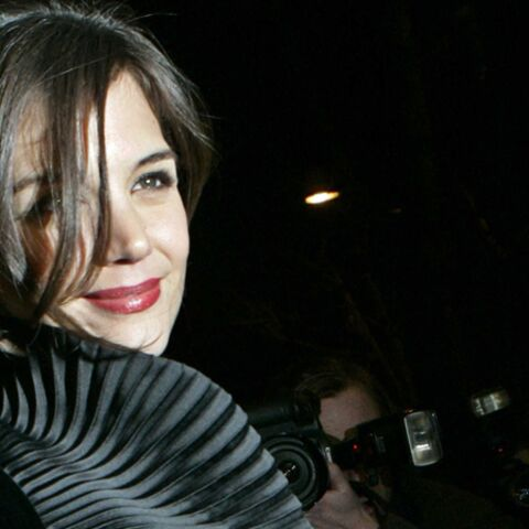 REGARDEZ – Katie Holmes impressionnante en danseuse de music-hall