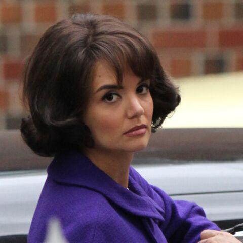 Qui veut de Katie Holmes en Jackie Kennedy?