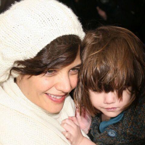Katie Holmes: un deuxième enfant dans l'année?