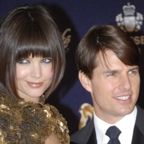 Tom Cruise fait rougir Katie Holmes… de plaisir!