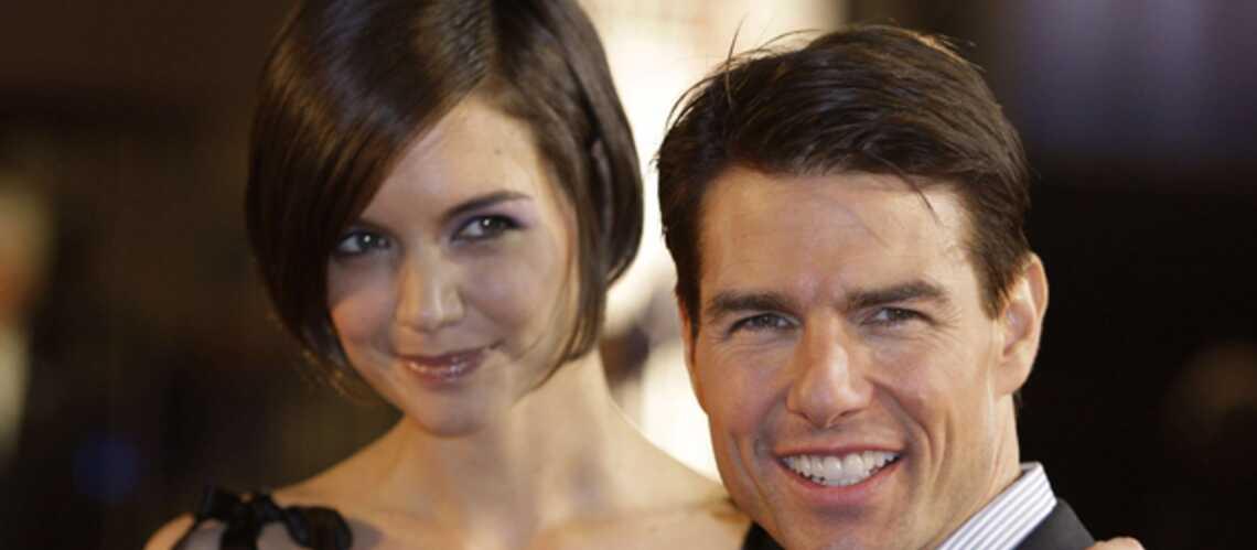 Katie Holmes et Tom Cruise divorcent