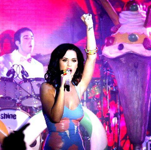 Katy Perry, en guest chez les Simpson