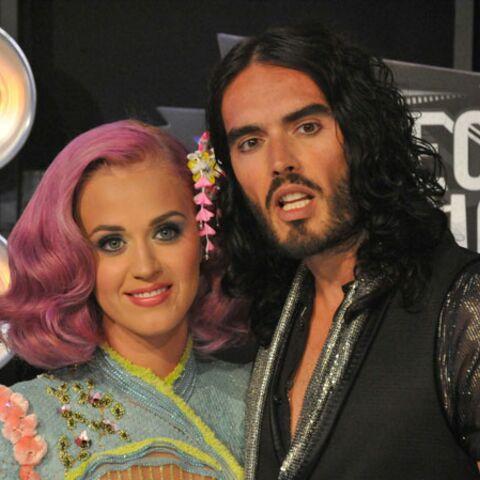 Katy Perry, trompée par Russell Brand?