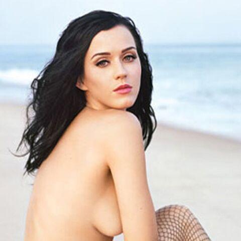 PHOTOS – Katy Perry, sexy en diable dans Rolling Stone