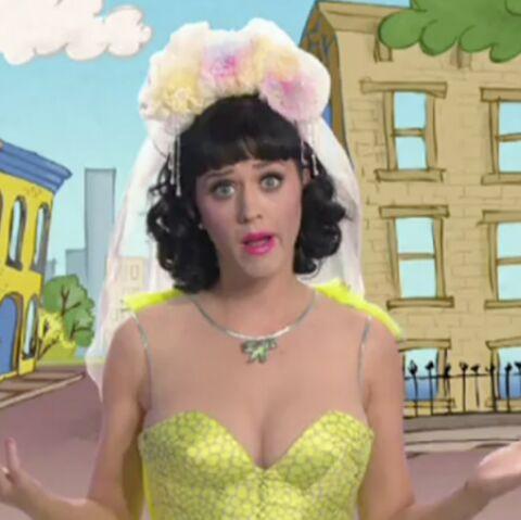 VIDEO – Katy Perry, censurée par une émission pour enfants
