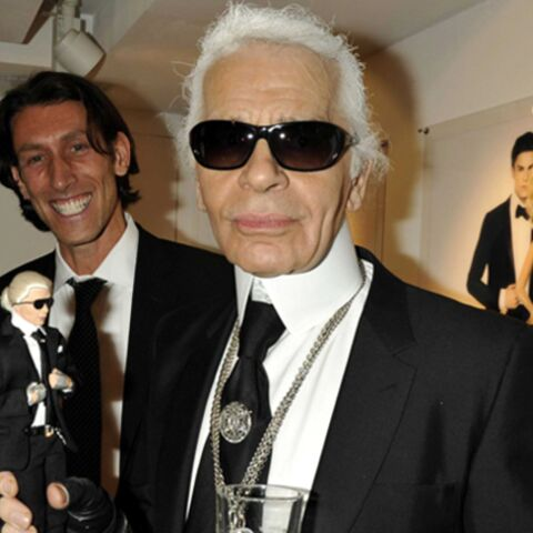 Karl Lagerfeld, Arielle Dombasle…Ils fêtent les 50 ans de Barbie