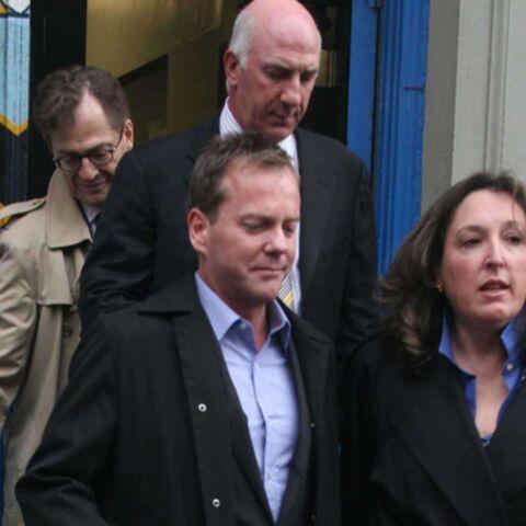 Kiefer Sutherland de nouveau devant la justice