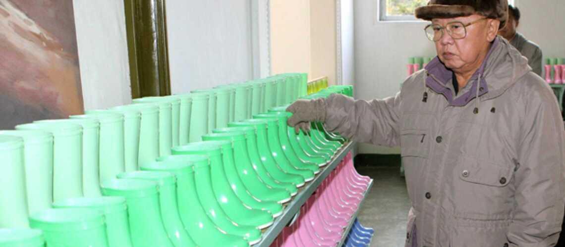 Kim Jong-Il cède sa toque à son benjamin