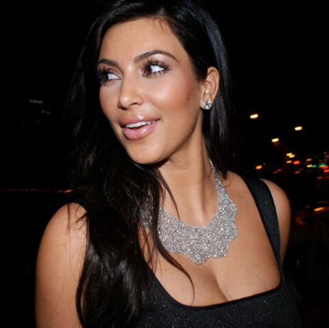 Kim Kardashian, sur les traces de Mylène Farmer