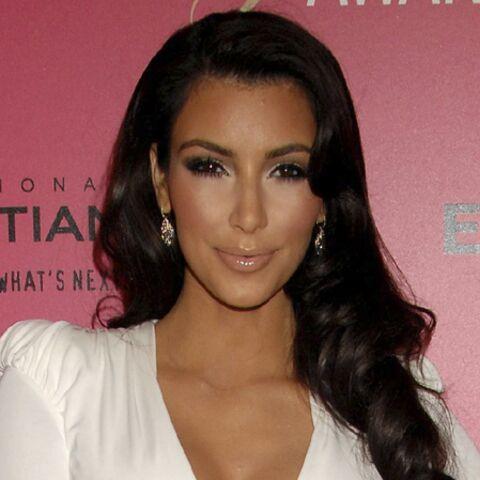 Kim Kardashian, une vraie tête à claques