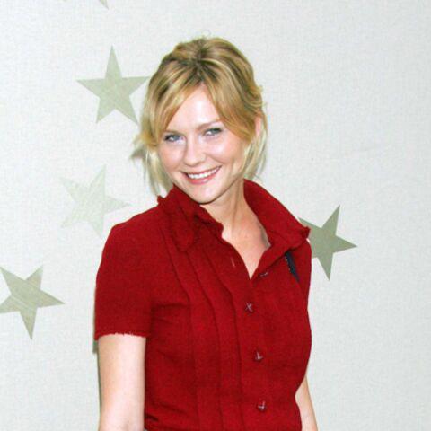 Kirsten Dunst, in love?