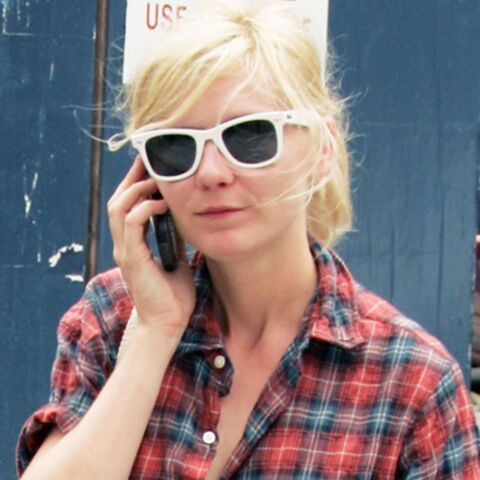 Kirsten Dunst, secourue par son assistant