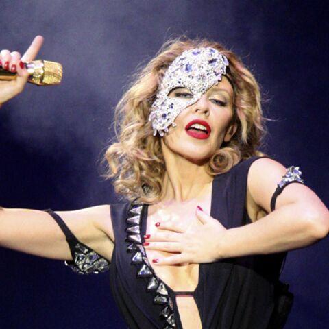 Kylie Minogue: Espagne, là voilà!