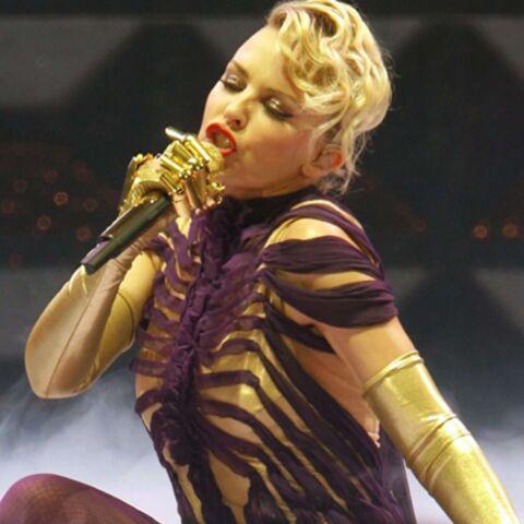 Kylie Minogue, toujours aussi sexy à 40 ans!