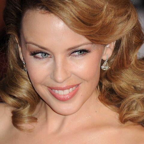 Kylie Minogue s'installe en Espagne avec son bel Hidalgo