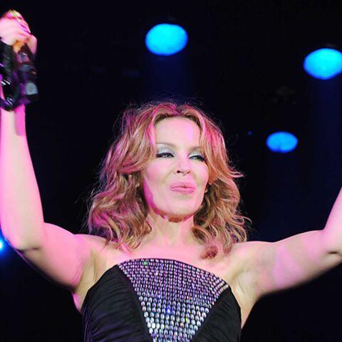 Kylie Minogue est fiancée