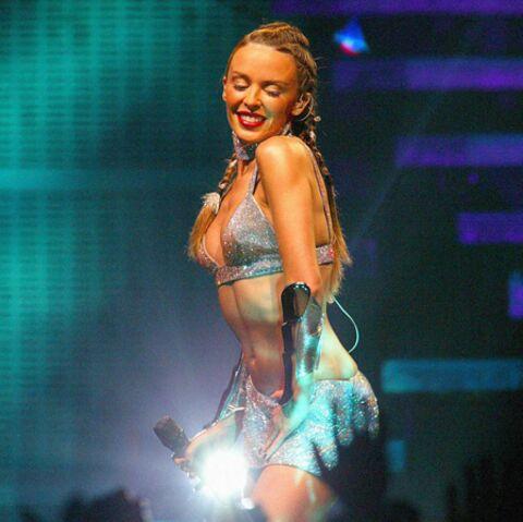 VIDEO- Kylie Minogue, buzz le plus sexy du web!