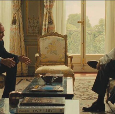 La conquête: un nouvel extrait avec Jacques Chirac et Nicolas Sarkozy