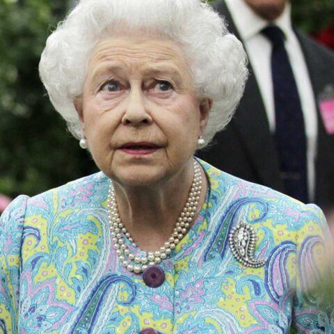 Quand la Queen oubliait sa culotte