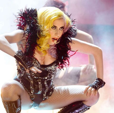 Lady Gaga dévoile ses fantasmes