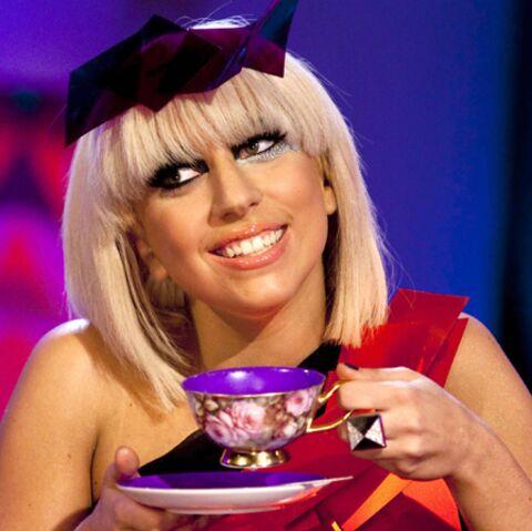 Lady Gaga, vedette des thés