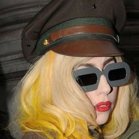 Lady Gaga au secours des GI's gays
