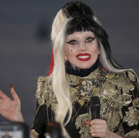 Lady Gaga est un cœur à prendre