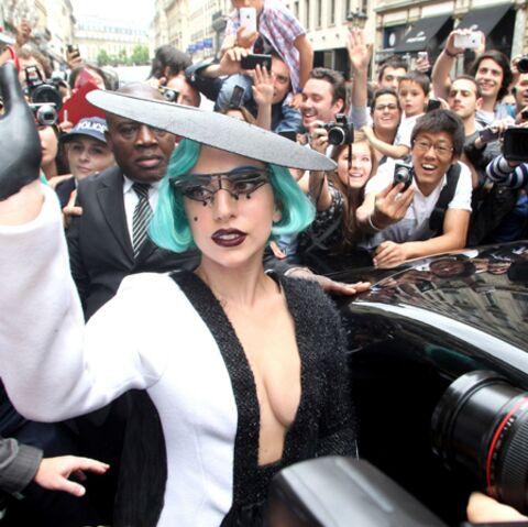 La folle semaine parisienne de Lady Gaga