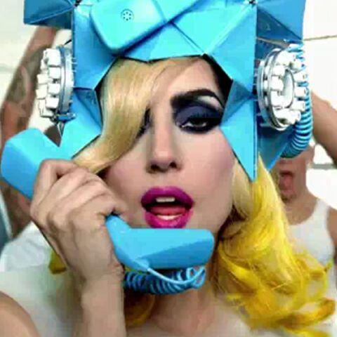 Lady Gaga et Beyoncé défilent dans Telephone