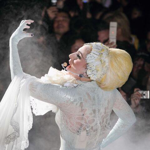 Lady GaGa, effrayée par une admiratrice en plein concert