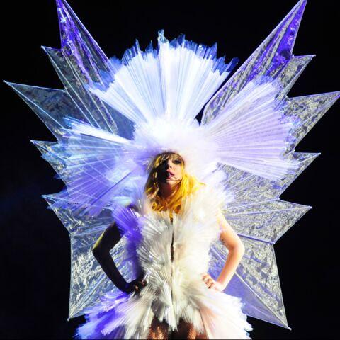 Armani, nouveau styliste de Lady GaGa