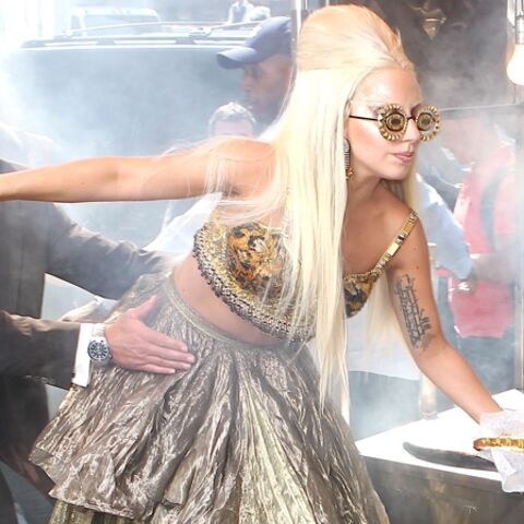 Lady Gaga, la chute