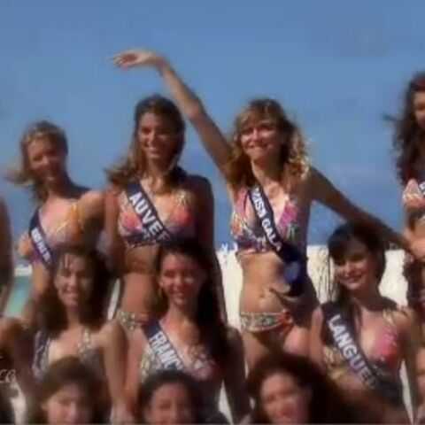 Miss France: Lady Gala à l'épreuve du bikini