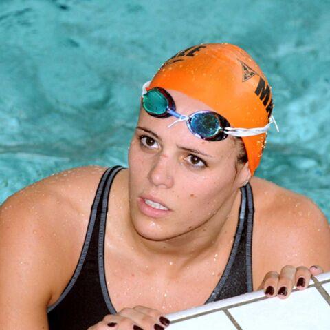 Laure Manaudou se jette une nouvelle fois à l'eau