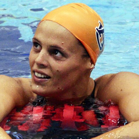 Laure Manaudou refait surface