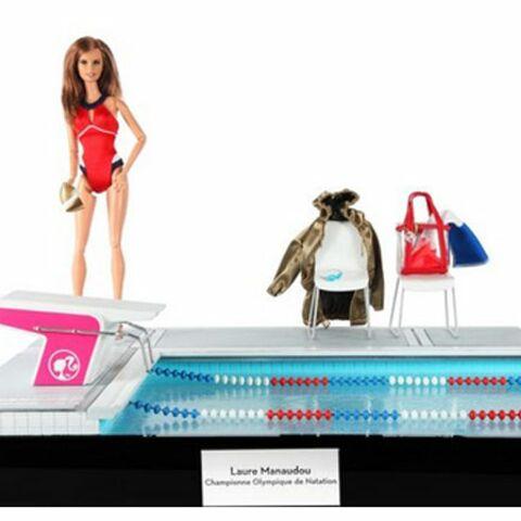 Barbie Manaudou enfin dévoilée