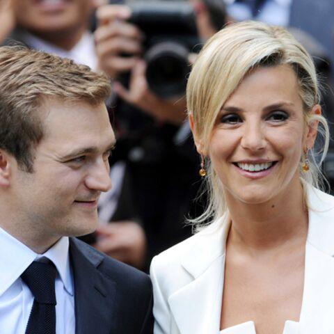 Laurence Ferrari et Renaud Capuçon: vive les mariés!