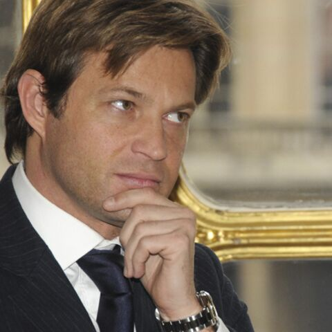 """Laurent Delahousse: """" Mes week-ends ne seront plus les mêmes"""""""