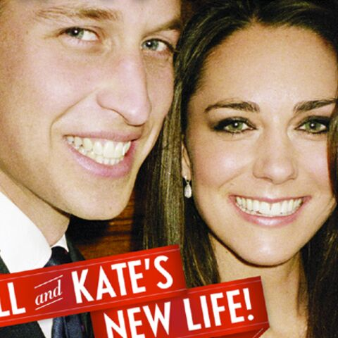 Kate & William, leur nouvelle vie dans Vanity Fair