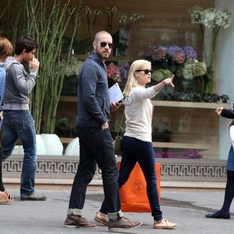Photos- Des vacances de stars comme Reese Witherspoon