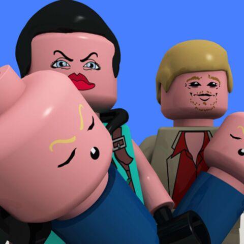 Vos stars préférées ont leur réplique en Lego