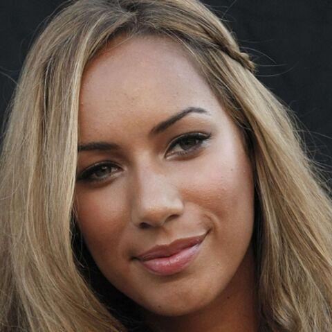 Leona Lewis a débuté 2010 à l'hospice